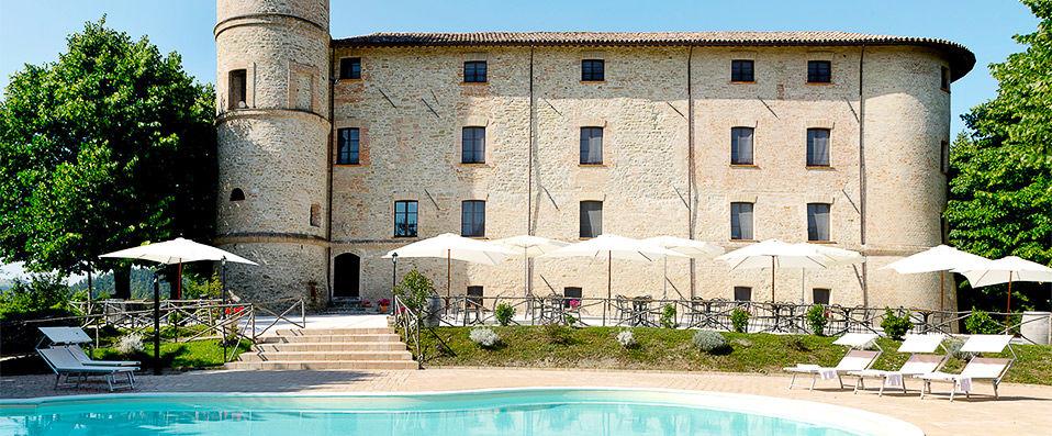 Castello di Baccaresca - Gubbio - hotel - vente-privee - promo - vente-flash - verychic