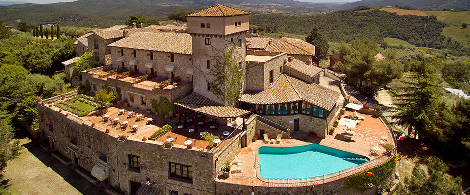 Relais Il Canalicchio Country Resort **** - Ombrie -