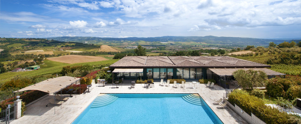 Altarocca Wine Resort - Ombrie -