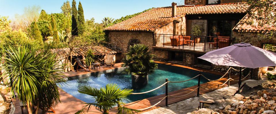 Casa9 Hôtel **** - Pyrénées-Orientales -