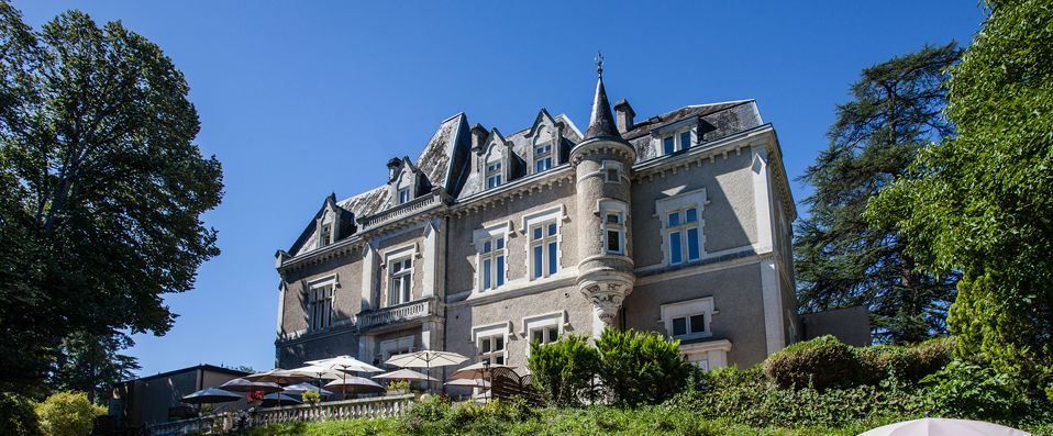 Le Château des Reynats **** - Périgord -