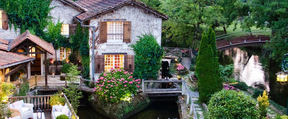 Moulin du Roc **** - Périgord -