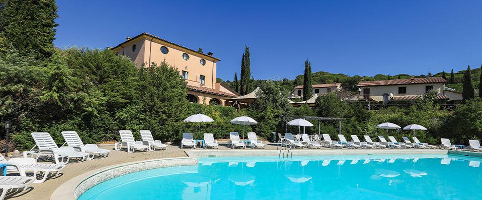 San Martino Resort & Spa **** - Adults only - Toscane -