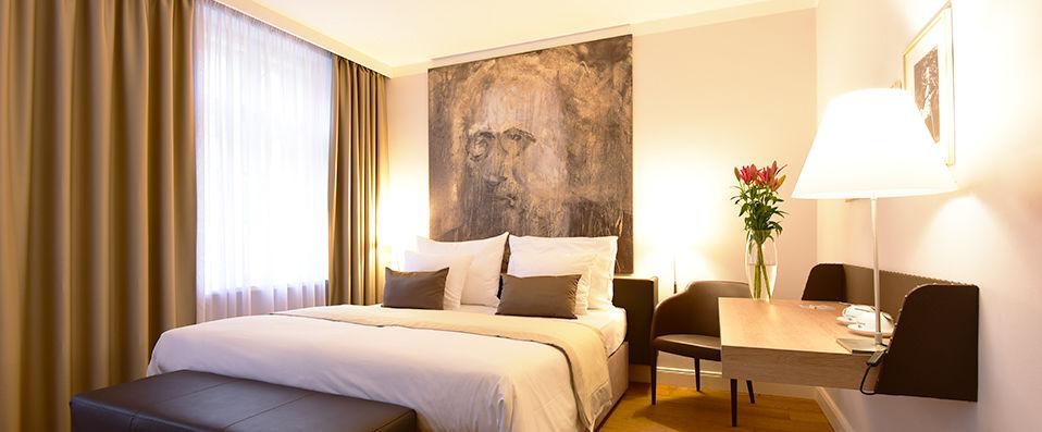 Design hotel neruda prague verychic ventes for Design hotel neruda 4