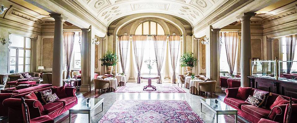 Bagni di pisa palace resort spa san giuliano terme pi verychic ventes priv es d - Bagni di pisa groupon ...