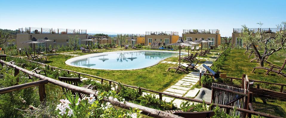 Toscana BioVillage - Livourne -