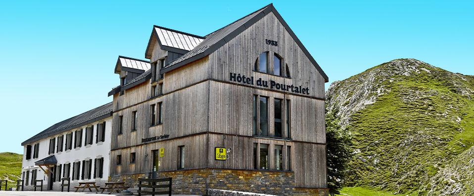 Hôtel du Pourtalet - Pyrénées-Atlantiques -