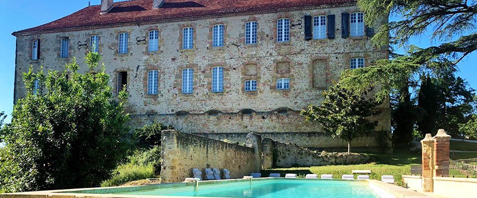 Le Monastère de Saint-Mont Hotel & Spa **** - Occitanie -