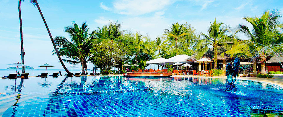 Centara Koh Chang Tropicana Resort **** - Koh Chang - hotel - vente-privee - promo - vente-flash - verychic