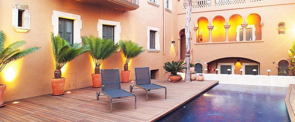 Hotel Gran Claustre **** - Costa Dorada - hotel - vente-privee - promo - vente-flash - verychic