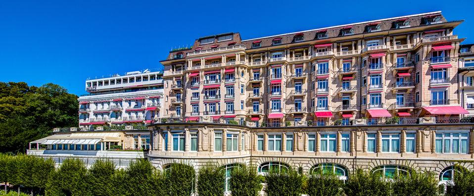 Lausanne Palace *****
