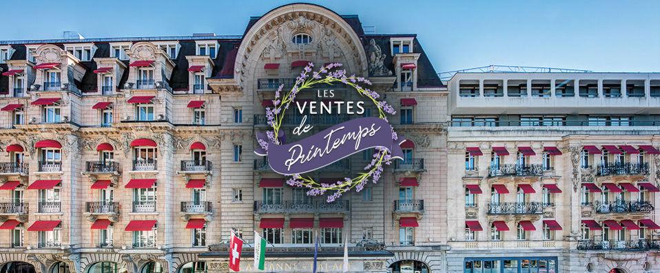 Lausanne Palace ***** - Lausanne -