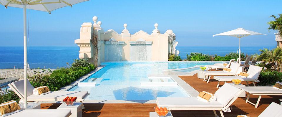 Grand Hotel Principe Di Piemonte **** - Toscane - hotel - vente-privee - promo - vente-flash - verychic