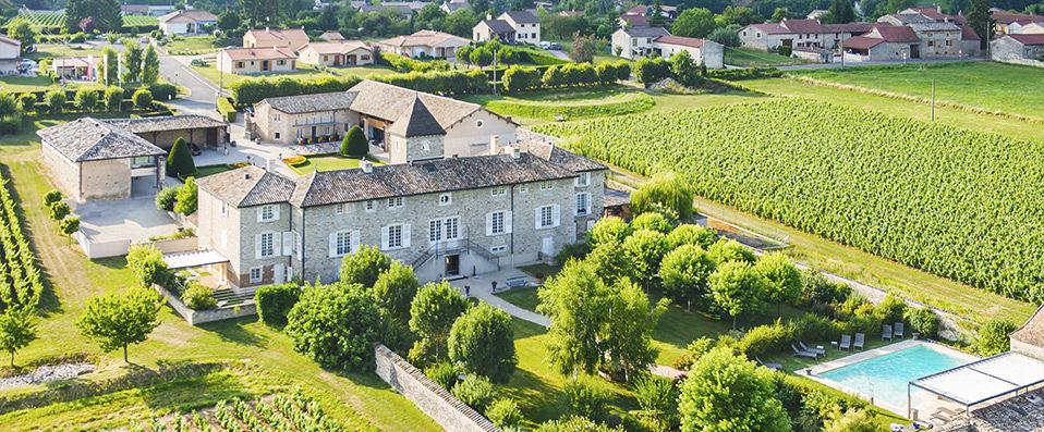 Château de Besseuil **** - Bourgogne - hotel - vente-privee - promo - vente-flash - verychic
