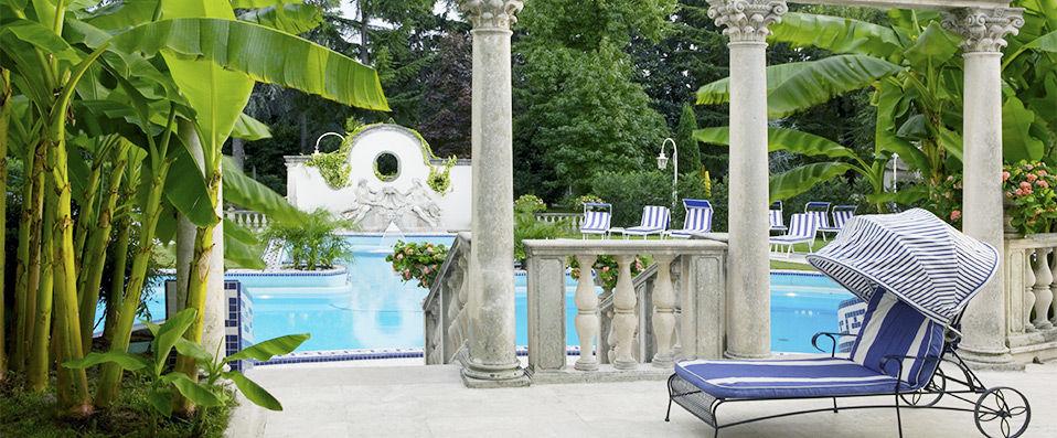 Abano Ritz Hotel Terme *****