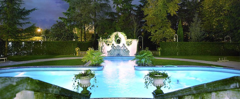 Abano Ritz Hotel Terme ***** - Vénétie -