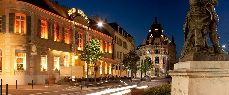 Best Western Premier Grand Monarque Hôtel & Spa **** - Chartres -
