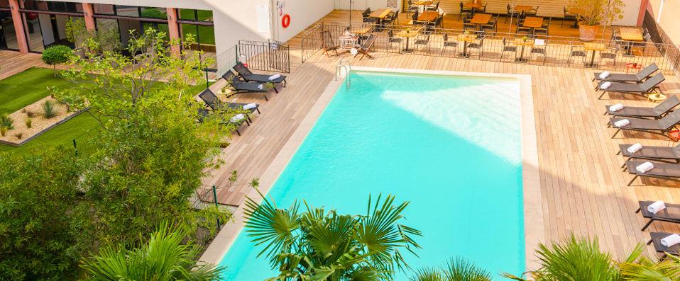 Best Western le Galice **** - Aix-en-Provence -