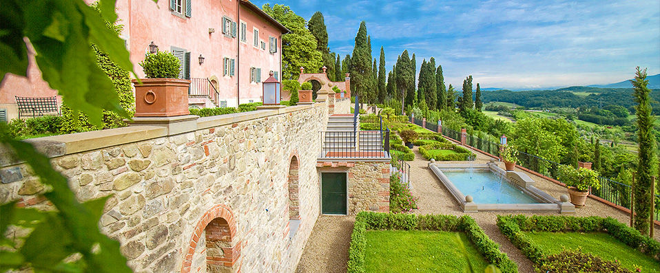 Villa Barberino **** - Toscane -