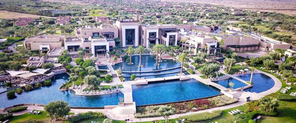 Fairmont Royal Palm Marrakech *****