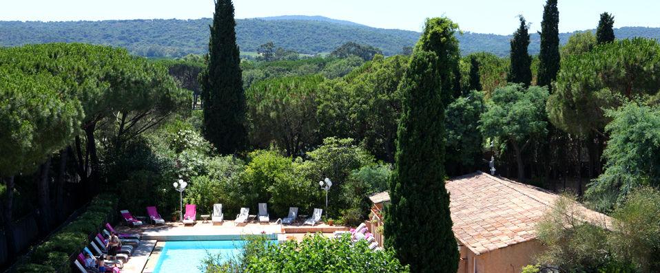 La Ferme d'Augustin **** - Saint-Tropez - hotel - vente-privee - promo - vente-flash - verychic