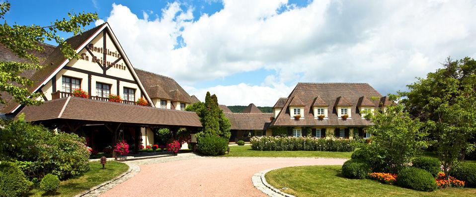 Hostellerie La Briqueterie ***** - Champagne - hotel - vente-privee - promo - vente-flash - verychic