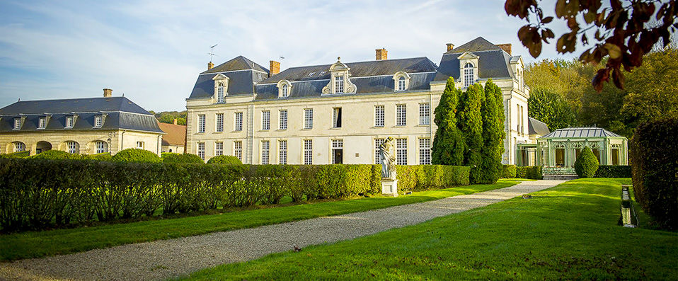 Château de Courcelles **** - Champagne -