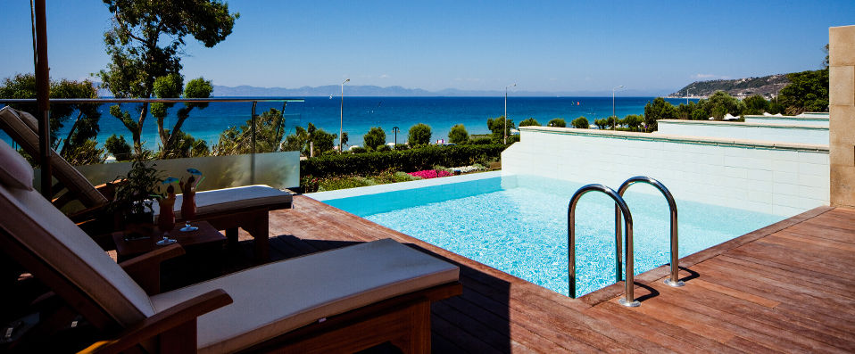Elite Suites by Rhodes Bay ***** - Rhodes -