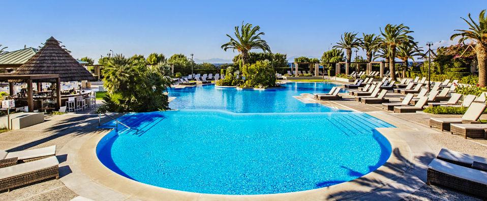 Sheraton Rhodes Resort ***** - Rhodes -