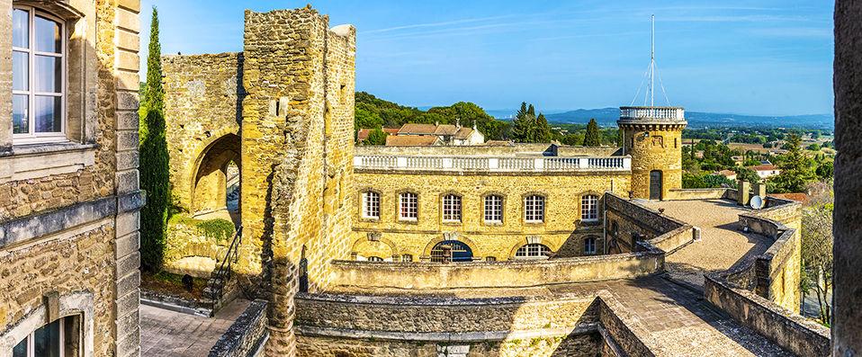 Château de Rochegude ****