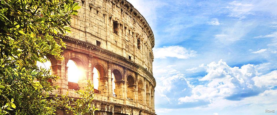 Ludovisi Palace Hotel **** - Rome -