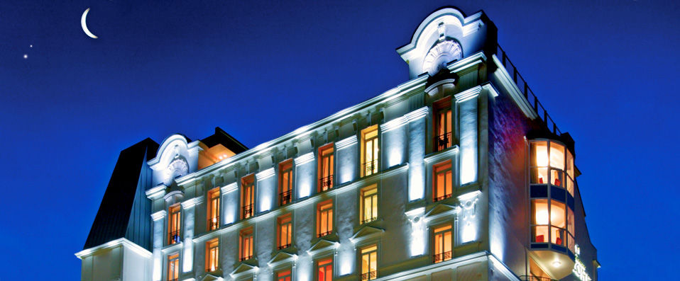Une offre exceptionnelle. Hôtel Princesse Flore ***** à -30%.