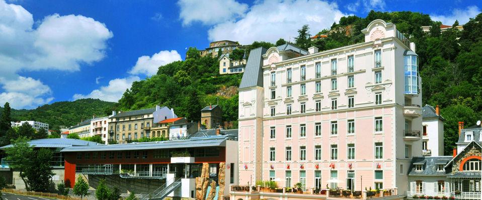 Hôtel Princesse Flore ***** - Auvergne -