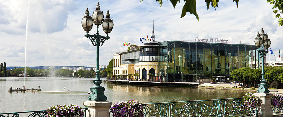 Hôtel Barrière L'Hôtel du Lac **** - Enghien-les-Bains -