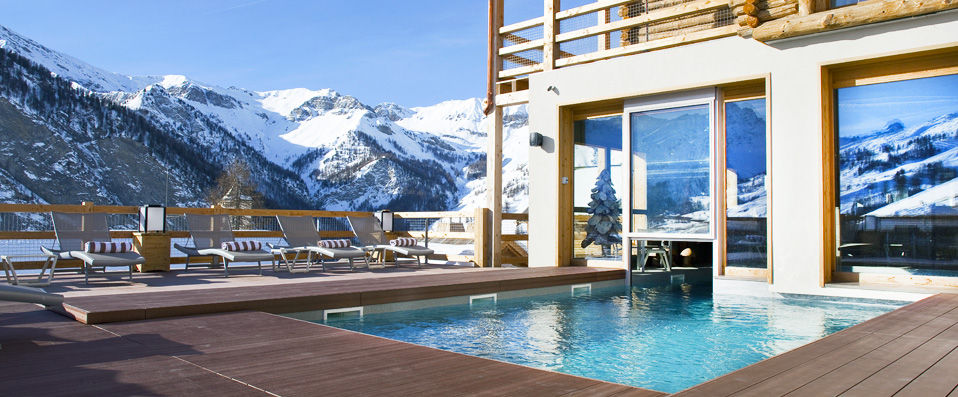 Hôtel **** & Spa L'Alta Peyra - Hautes-Alpes -
