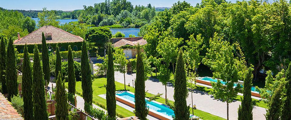 Hacienda Zorita Wine Hotel & Spa ***** - Valverdón - hotel - vente-privee - promo - vente-flash - verychic