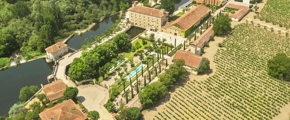 Hacienda Zorita Wine Hotel & Spa ***** - Castille-et-Léon -