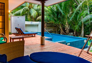 Villa King Sanctuary avec piscine privée