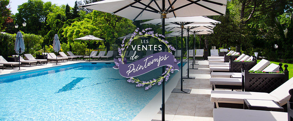 Hôtel le Vallon de Valrugues & Spa ***** - Provence -