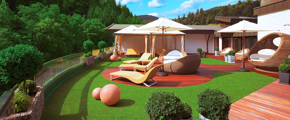 Romantikhotel Sackmann **** - Baiersbronn -