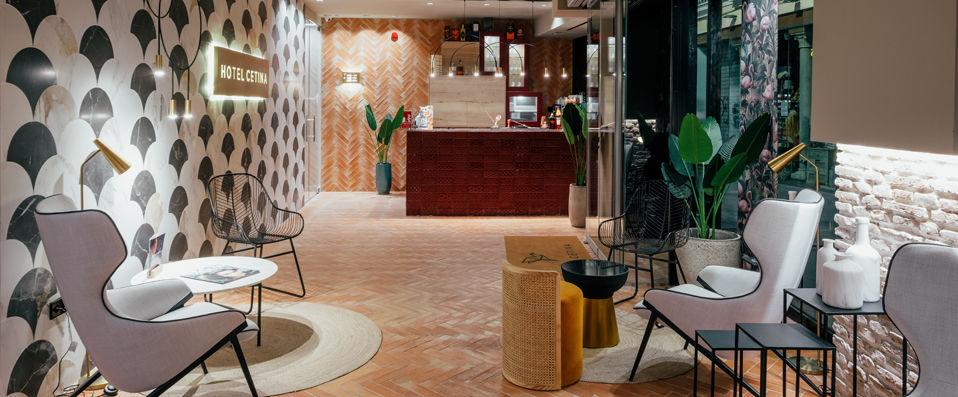 Hotel Cetina Sevilla ****