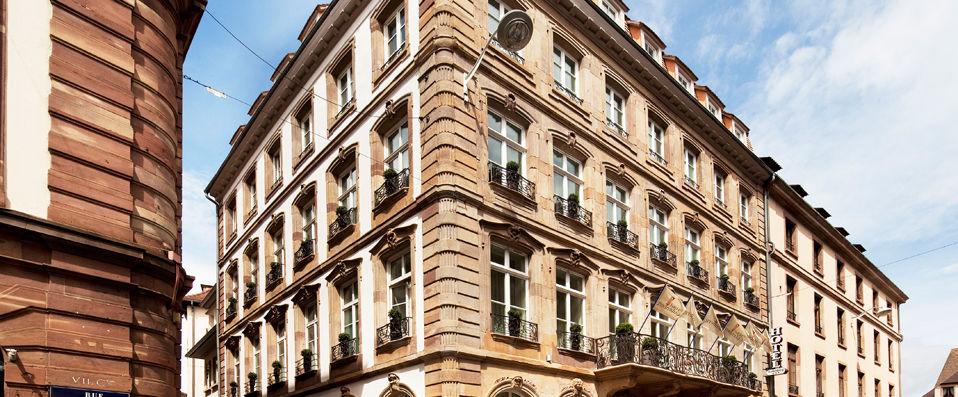 Hôtel Gutenberg **** - Strasbourg -