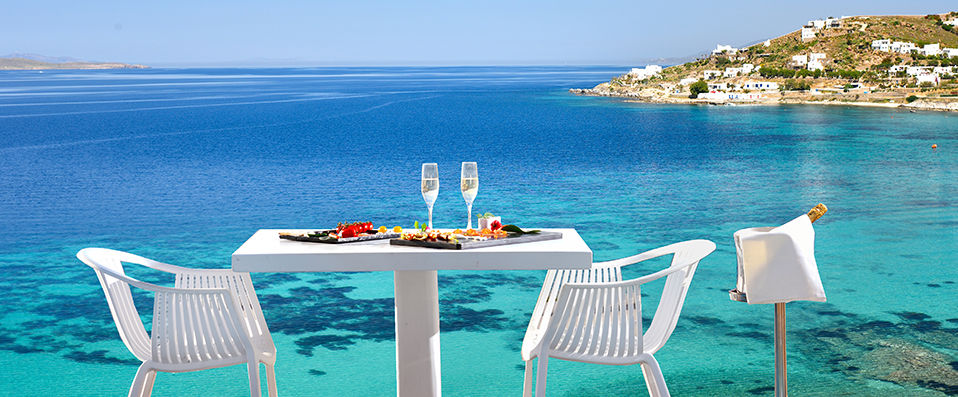 Horizon Hotel - Adults Only - Mykonos -