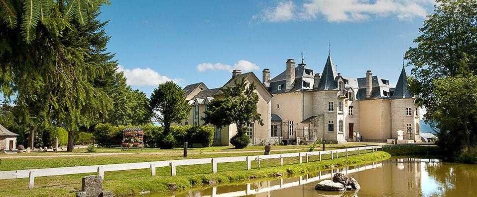 Château d'Orfeuillette **** - La Garde -
