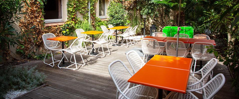 Hôtel Mermoz **** - Toulouse -