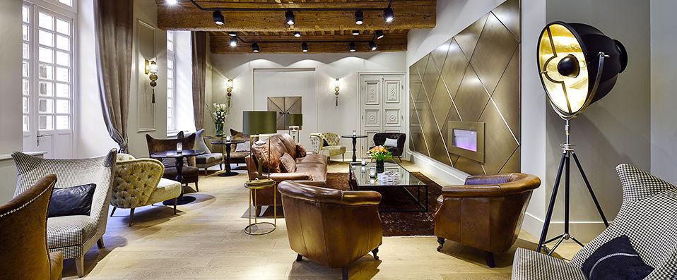 La Cour des Consuls Hôtel & Spa ***** - Dernière minute - Toulouse -