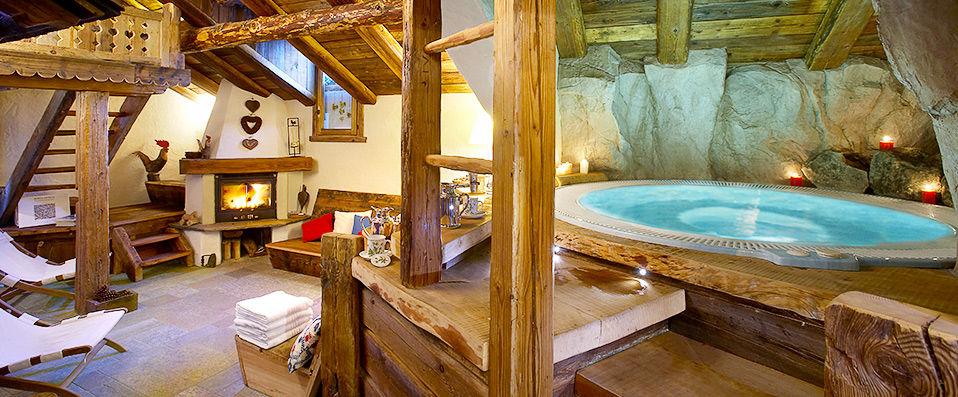 Hotel du Grand Paradis & Wellness La Baita - Vallée d'Aoste -