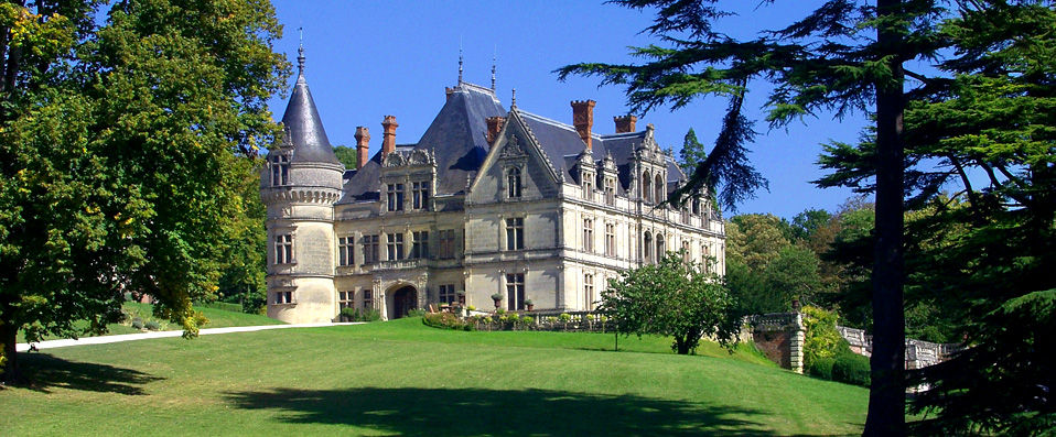 Château de La Bourdaisière - Val de Loire -