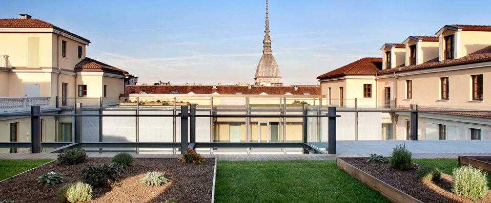 NH Collection Torino Piazza Carlina ****