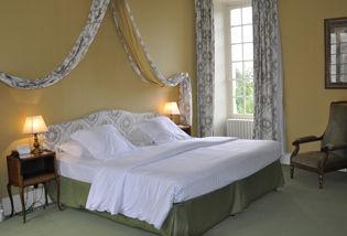 Chambre Supérieure au Château